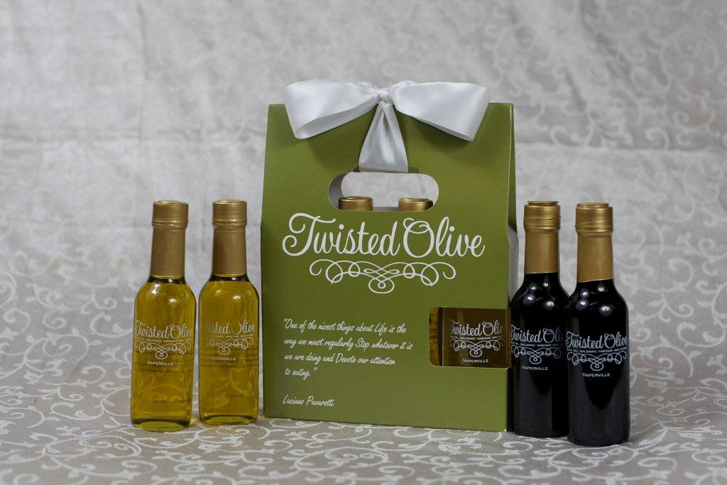 4 PACK TWISTED OLIVE STAFF FAVORITES - 5oz Samples