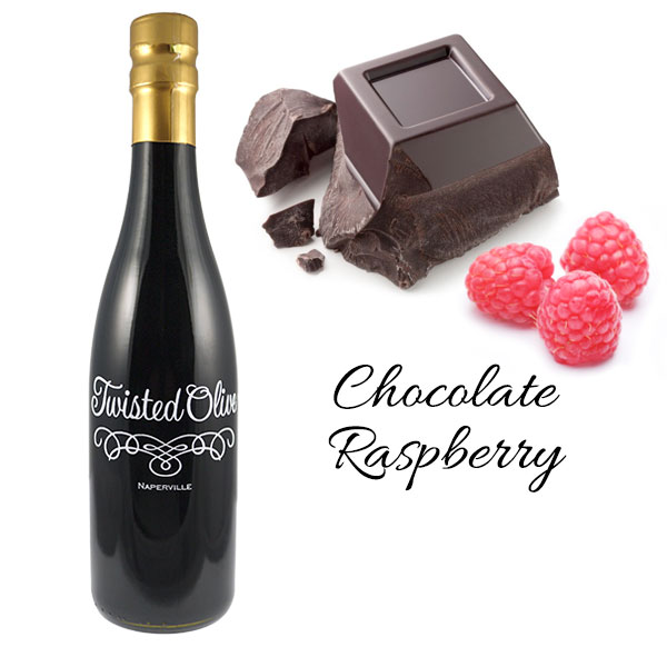 Dark Chocolate Raspberry Balsamic Vinegar - 25.4oz