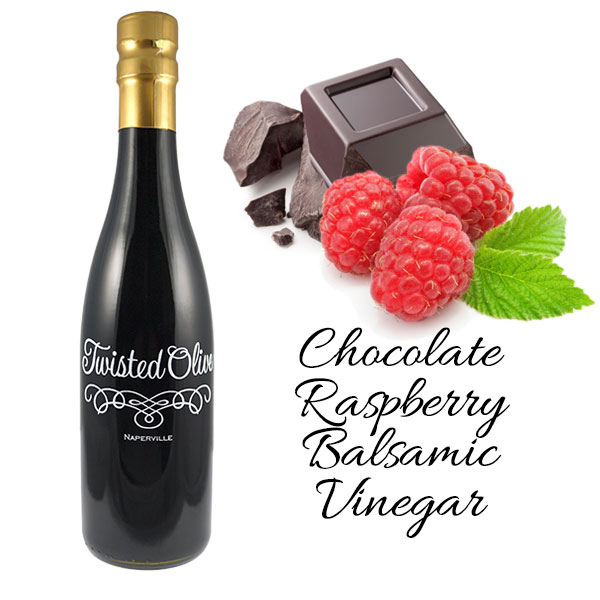 Dark Chocolate Raspberry Balsamic Vinegar - 5oz