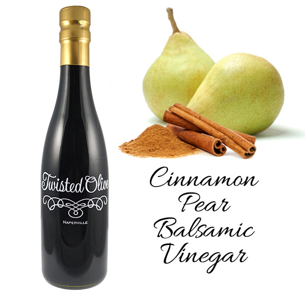 Cinnamon Pear Balsamic - 12.7oz