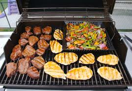 Grilling Class