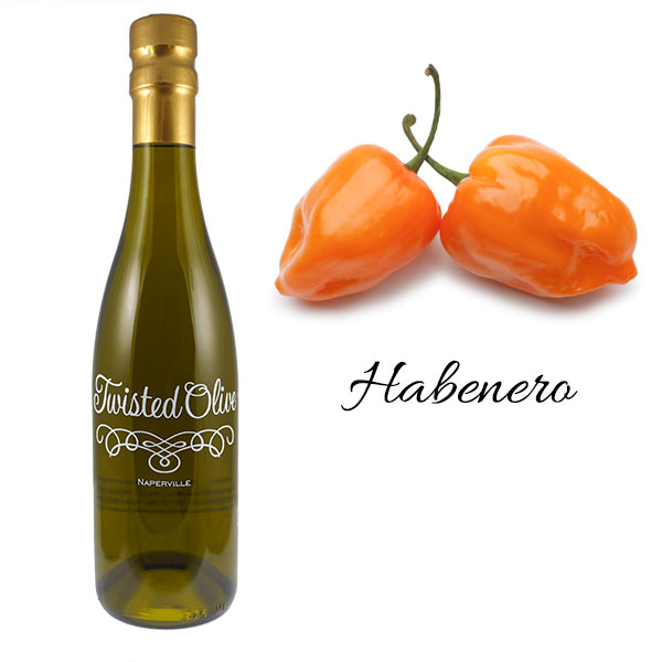 Habanero Extra Virgin Olive Oil - 5oz