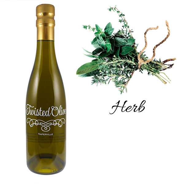 Herb Extra Virgin Olive Oil - Click Image to Close