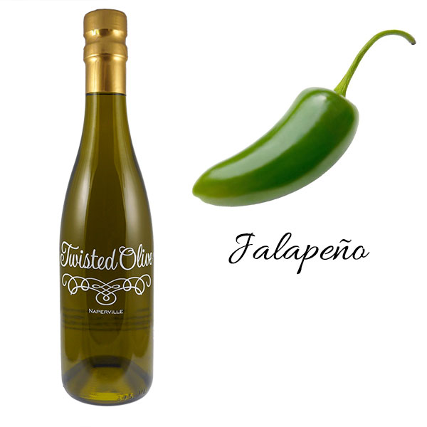 Jalapeno Extra Virgin Olive Oil - 5oz