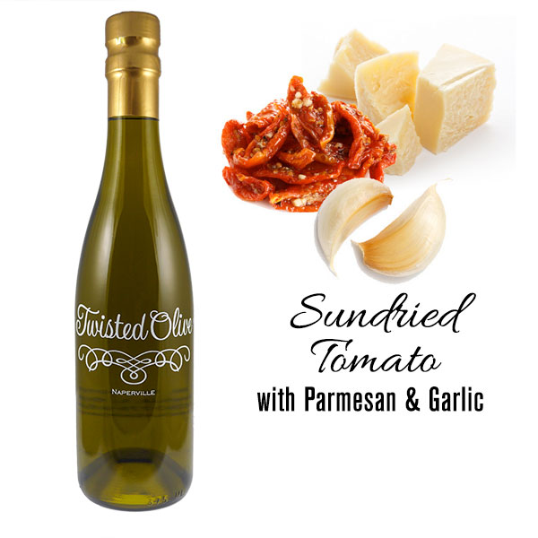 Sundried Tomato with Parmesan & Garlic EVOO - 5oz