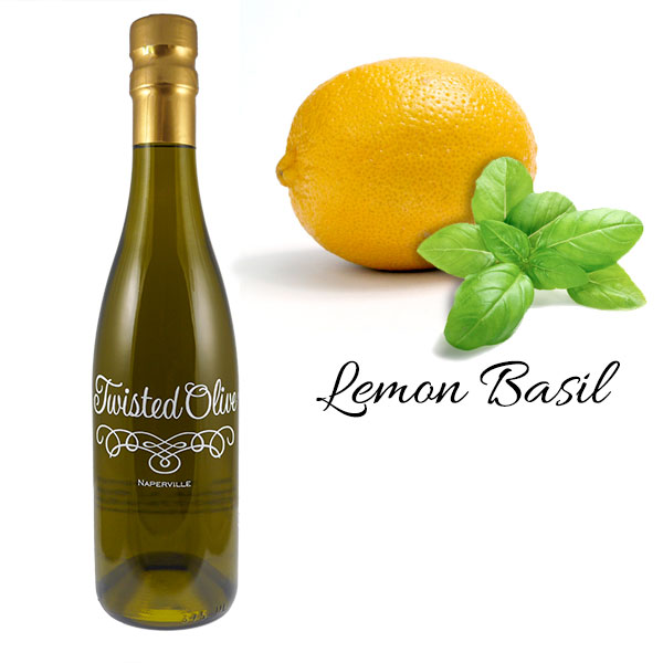Lemon Basil EVOO - 12.7oz